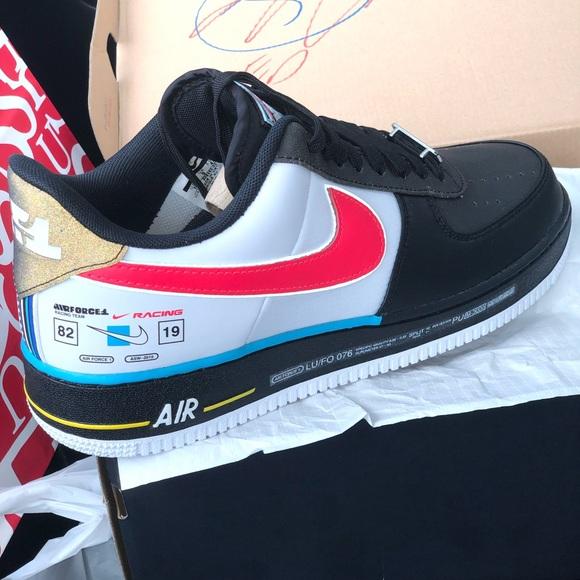 Nike Shoes | Nike Air Force Racing